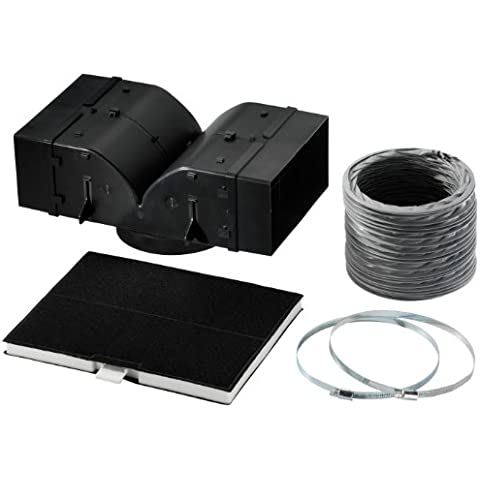 Siemens LZ53850 - Accesorio de hogar (1.36 kg, 1.6 kg) Negro