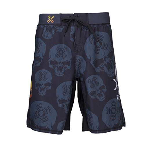 XOOM PROJECT |Pantalones Cortos Crossfit para MMA, Kick Boxing...