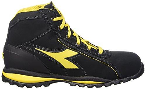 Diadora Glove Ii High S3 Hro, Chaussures de Travail Mixte Adulte Noir (Nero)
