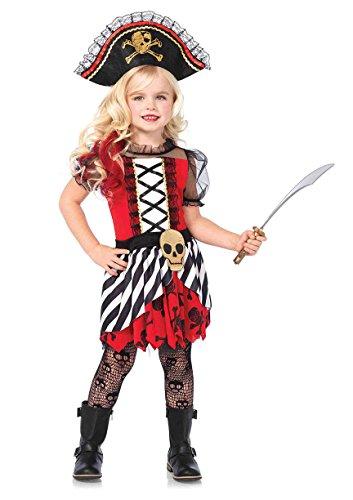 Leg Avenue C48212 - Rogue Piraten-Kostüm, Größe Medium (EUR ()
