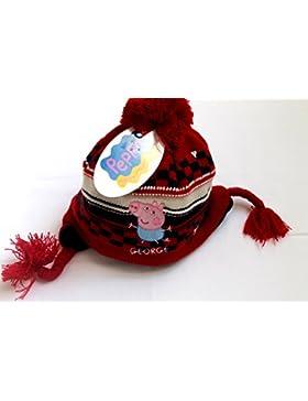 Peppa - Gorro - para niño Multicolor multicolor Medium