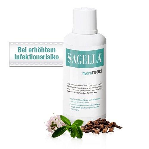 Sagella hydramed Intimwaschlotion 500 ml