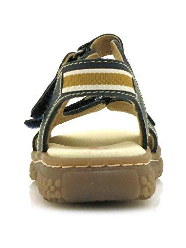 Giesswein Traun Sandales Garçons Sandales En Cuir Océan