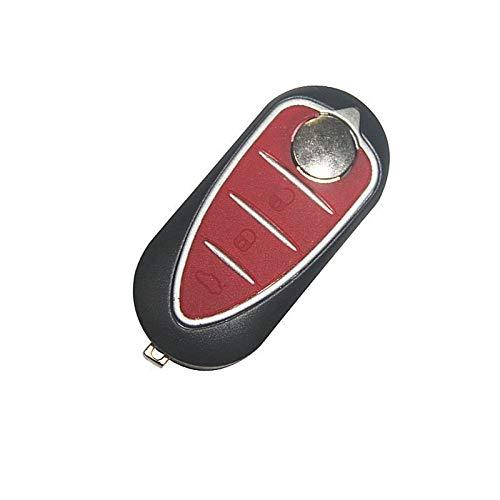 Alfa Romeo 147 156 159 Clé pliante pour voiture 3 boutons GTA
