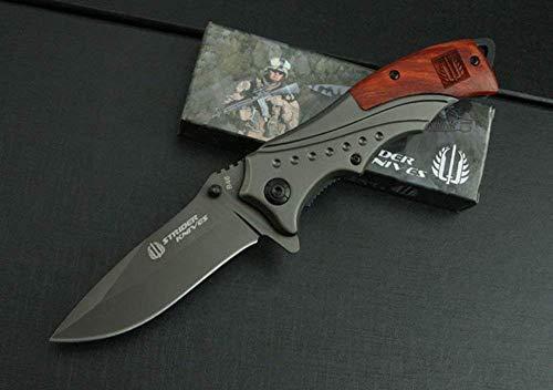 FARDEER KNIFE Couteau de Poche Pliant Multifonction Couteaux de Camping et Randonnée