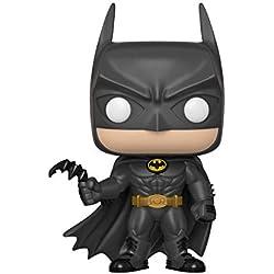 Funko- Pop Vinilo 80th: Batman (1989) Figura Coleccionable, (37248)