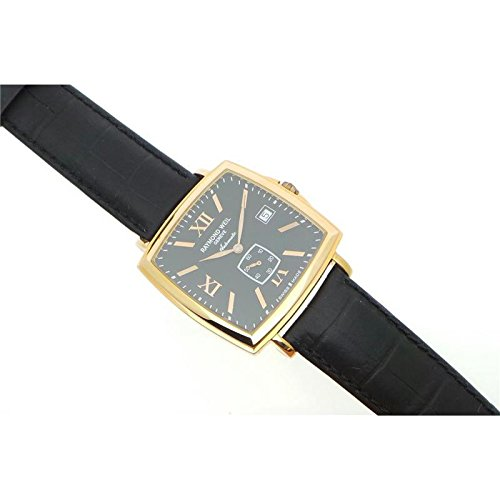 raymond-weil-reloj-hombre-2836-pp-00207-automatico-acero-quandrante-negro-correa-piel