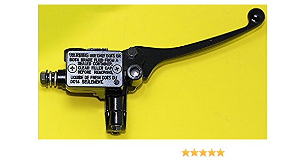 Standard Motorrad Handbremspumpe Handbremse Bremshebel 1 2 Zoll 1 2 Auto