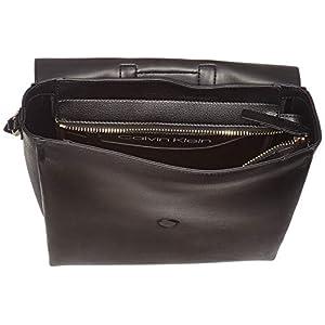 41ktgzc4gLL. SS300  - Calvin Klein - Avant Backpack, Mochilas Mujer, Negro (Black), 16x37x28 cm (B x H T)