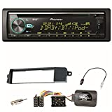 Pioneer DEH-X7800DAB CD MP3 Radio DAB+ USB FLAC Einbauset für BMW E46