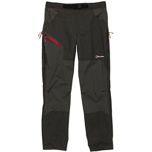 Berghaus Herren Fast Hike Hose, Dunkelgrau, 32 Short Leg Dark Grey