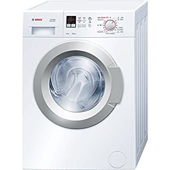 Bosch WAX 16161IN Fully-automatic Front-loading Washing Machine (6 kg, White)