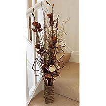 bouquet de fleurs sechees. Black Bedroom Furniture Sets. Home Design Ideas