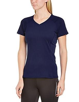 Berghaus Damen T-Shirt Tech Tee Short Sleeve V Neck Baselayer von Berghaus auf Outdoor Shop