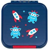 Preisvergleich für Little Lunch Box Co. Mini Snackbox für Kinder mit Unterteilungen | Bento Box | Brotdose