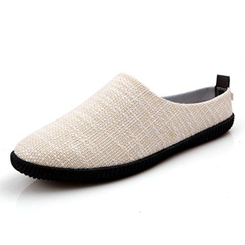 Perméable à l'air chaussures/Pantoufles pour hommes/Moitié casual sandales sandales/lazy man pantoufle homme C