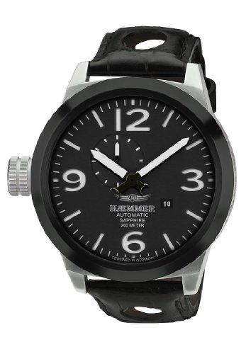 Haemmer hm-13–53–Armbanduhr Farbe Schwarz