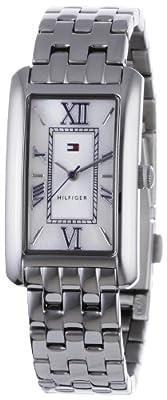 Tommy Hilfiger 1780996 de cuarzo, correa de acero inoxidable color plata