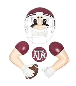 Texas A & M Aggies Fußball Player Baum Face