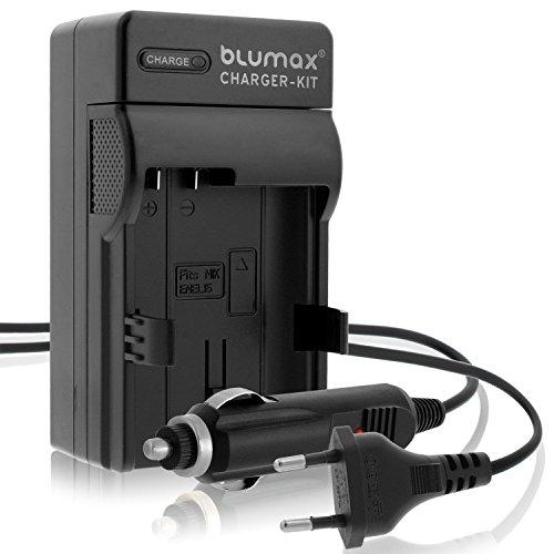 Blumax EN-EL15 Ladegerät   Passend zu D7000 D7100 D7200 D500 D600 D610 D750 D800 D810 1 V1 Nikon (Akku-ladegerät D7000)