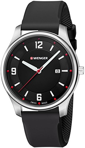 Wenger City Active relojes hombre 01.1441.109