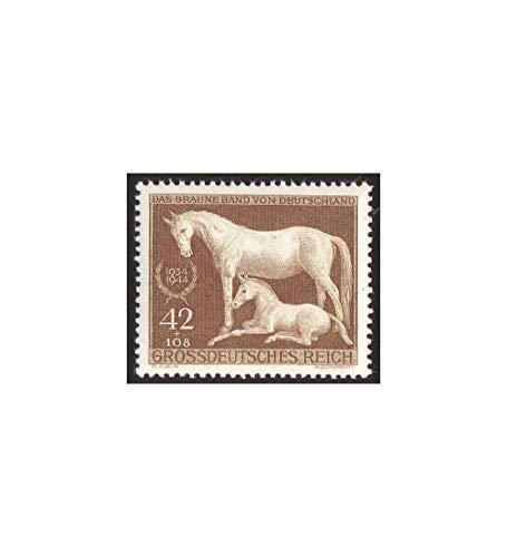 """Goldhahn Deutsches Reich Nr. 899 \""""Das Braune Band 1944\"""" Briefmarken für Sammler"""