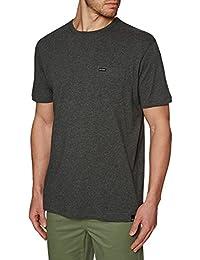 Animal Dark Charcoal MARL Young Pocket T-Shirt
