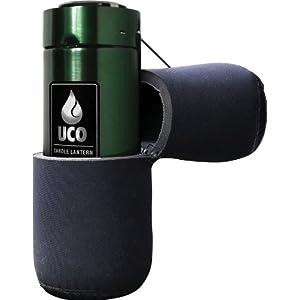41ktvrL4h L. SS300  - UCO Original/Mini Lantern Neoprene Cocoon - Black