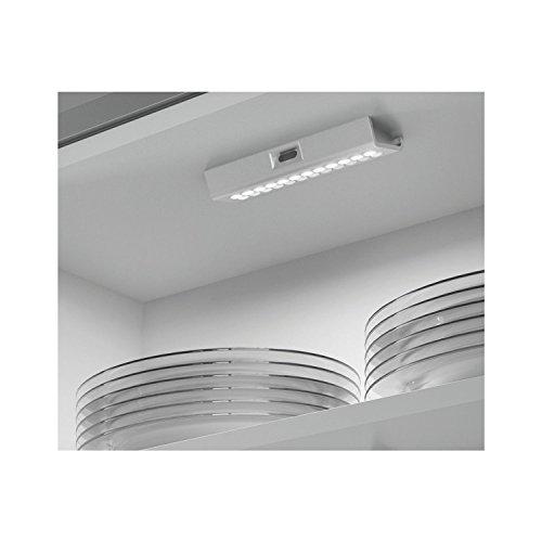 Domus Line 1031419N A, lampada da cucina, Alluminio, 5x 15x 13cm