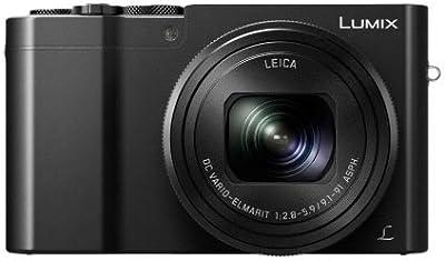 Panasonic Lumix DMC-TZ100EG-K - Cámara digital compacta (20.1 MP, 1