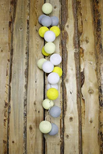 Cotton Ball Lights 716855431943