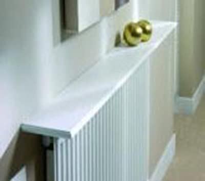 Shelf Depot 900 x 150 x 18 mm Radiator Shelf - White produced by Shelf Depot - quick delivery from UK.