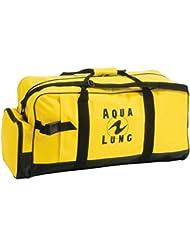 Sac de plongée jaune Classic Aqualung 95 litres sans roulette