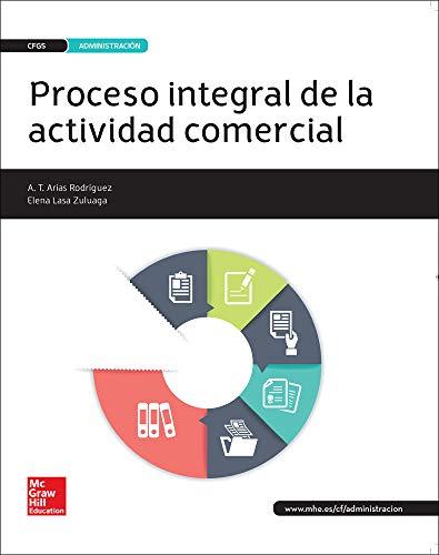 LA - Proceso integral de la actividad economica GS. Libro alumno.