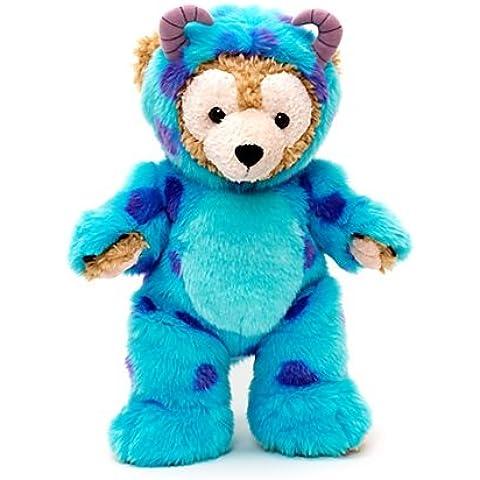 Duffy Costume da Sulley per orsetto di peluche, 43 cm, venduta separatamente).