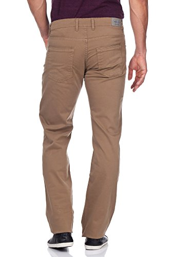 Oranjeans - Regular fit Jeans avec 5 poches Tan