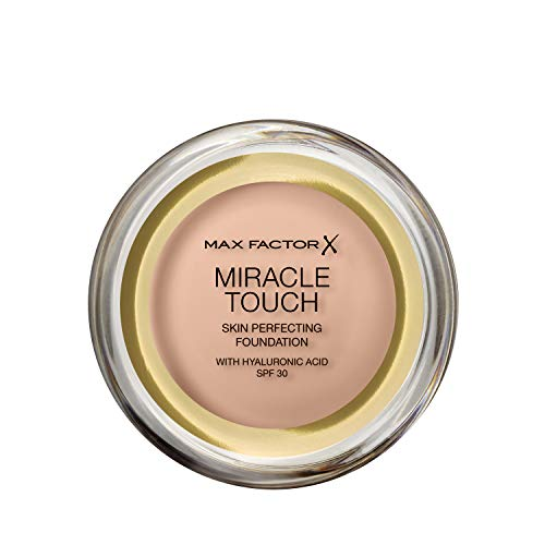 Max Factor Miracle Touch Skin Perfecting Grundierung SPF30-40 Creamy Ivory -