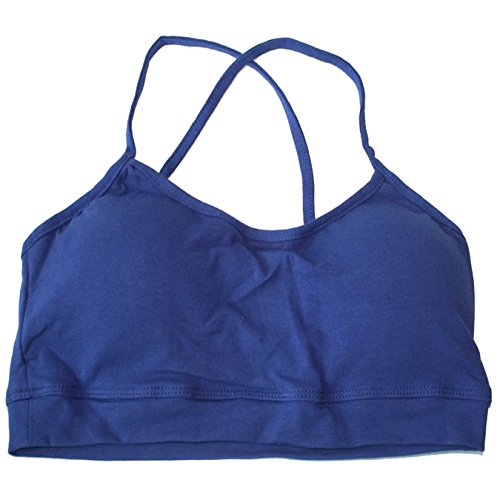 Dance Tops Bauchtanz Costume Sexy Sleeveless Vest Tops Dancewear Blouse Bauchtanz Tops Dark Blue