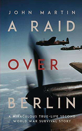 A Raid Over Berlin Cover Image