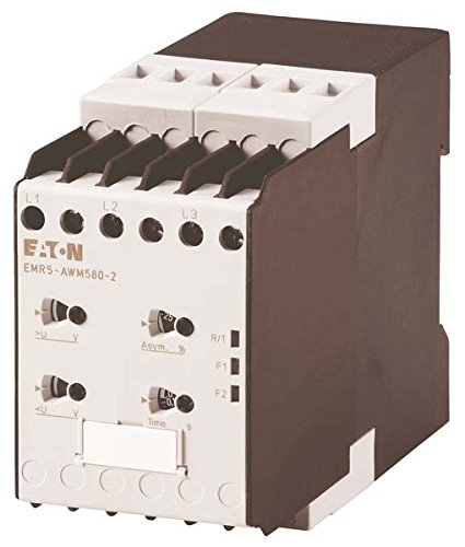 Eaton 134235 Phasenwächter, Multifunktion, 2 W, 350-580 V 50/60 Hz -