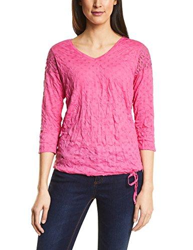 (Street One Damen Langarmshirt 311926, Rosa (Flamingo Pink 11272), 40)