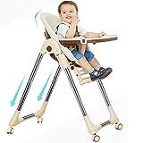 Kinder Esszimmerstuhl verstellbares Rad tragbarer Baby Tisch und Stuhl