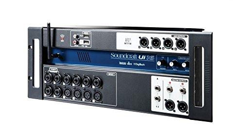 Soundcraft - Ui16 mezclador 16 canales