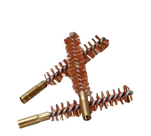 Flachberg 7,62 Bronzebürste 7,62mm / 7,65mm / 308/30-06 Innengewinde 1/8\'\' 3 Stück