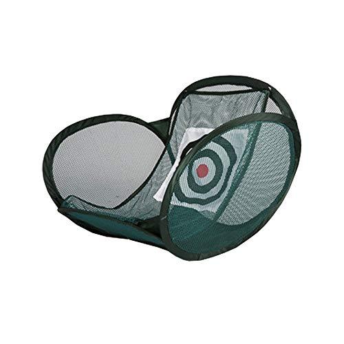 Tragbares Golfnetz Golf-Schlagnetz Indoor- und Outdoor-Golf-Übungsnetz Tragbares Golf-Cutter-Übungsnetz zum Fahren im Garten Garten Golfnetz (Farbe : C1, Größe : Einheitsgröße) (Cricket-cutter-matte)