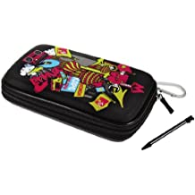 Trend&Style MTV Tasche inkl. Teleskop Pen für Nintendo 3DS, Nintendo Dsi, Nintendo DSL