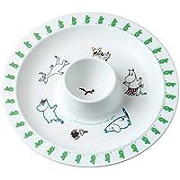 Moomin Egg Cup Plate