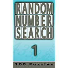 Random Number Search 1: 100 Puzzles: Volume 1