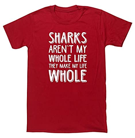 HippoWarehouse Sharks Aren't My Whole Life They Make My Life