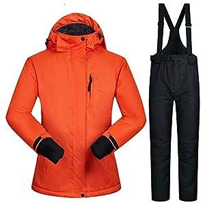 Zjsjacket Skianzug Hohe Qualität Wintersport Skikleidung Frauen Skifahren Jacken Hosenanzug Damen Snowboard Set Wasserdichte Skikleidung Frauen